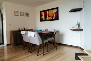 Apartamento en La Campiña, Suba con 3 habitaciones y terraza - 115 mt2.