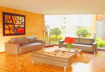 Apartamento en Prado Veraniego, Atabanza con 3 habitaciones y balcón - 122 mt2.