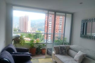 Apartamento en Suramerica, Itagui - 80mt, tres alcobas, balcón