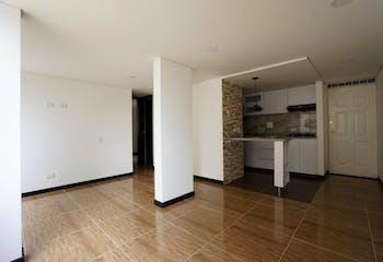 Apartamento en venta en Pinar De Suba de 2 alcobas