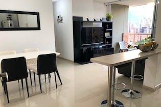 Apartamento En Restrepo Naranjo - Sabaneta, cuenta con tres habitaciones,