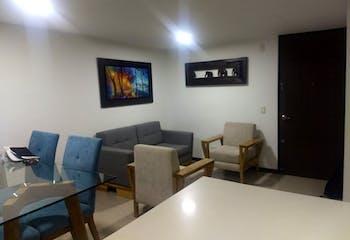 Apartamento en San German - Robledo, cuenta con tres habitaciones