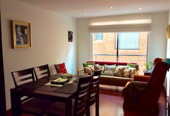 Apartamento en Cedritos, Usaquen - Dos alcobas