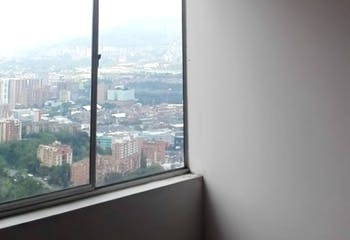 Apartamento en El Salvador, Buenos Aires - 46mt, dos alcobas, balcón