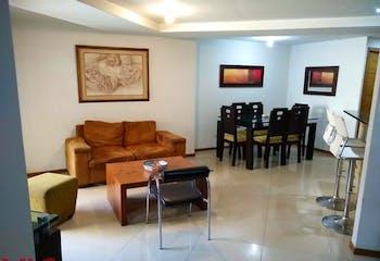 Apartamento en Aves Marias, Sabaneta - 112mt, tres alcobas, tres balcones