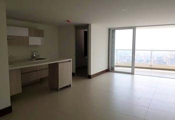 Apartamento En Sabaneta - Altos De Cataluña, cuenta con tres alcobas