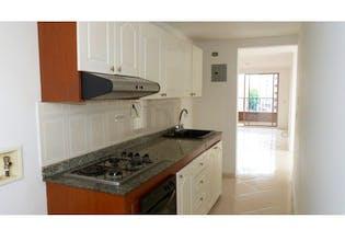 Apartamento en Envigado, cuenta con tres habitaciones- 67,3m2.