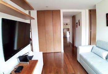Apartamento de 165m2 en Gratamira, Bogotá - con tres habitaciones