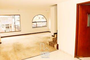 Apartamento en Caobos Salazar, Cedritos - duplex con tres alcobas, dos garajes