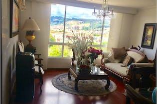 Apartamento en Caobo Salazar - Cedritos , con 3 Habitaciones y balcón - 90 mt2
