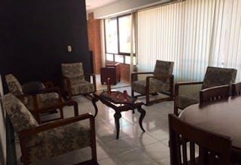 Apartamento en Las Lomas - Poblado, con 3 Habitaciones y Balcón - 108 mt2