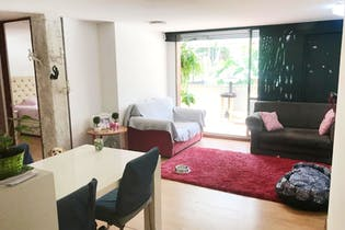 Apartamento en Loma de Cumbres-Envigado con 2 Habitaciones y Balcón, 90 mt2