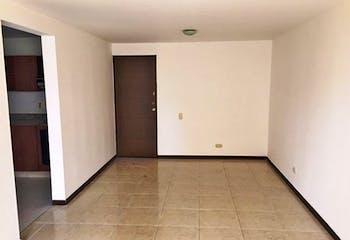 Apartamento de 95m2 en Loma de los Bernal, Belén - con tres alcobas