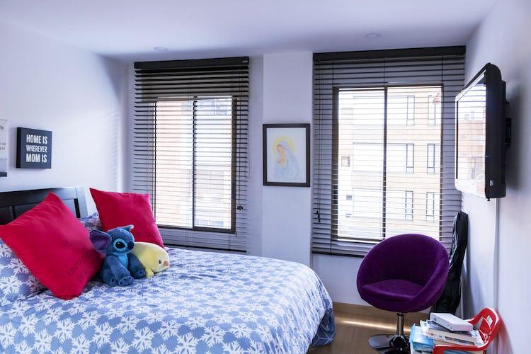 Foto 10 de Apartamento en Chico Navarra, con 3 habitaciones y 2 baños.