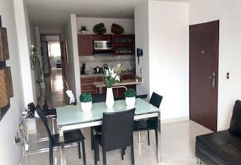 Apartamento de 70m2 en Santa Mónica, La América - con tres habitaciones