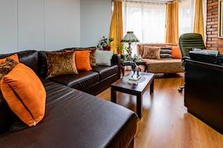 Apartamento en venta en Caobos Salazar de 3 habitaciones