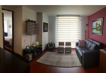 Apartamento en venta en Caobos Salazar de 1 hab. con Bbq...