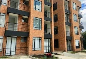 Apartamento de 85m2 en Chía, Vereda La Balsa - con tres habitaciones