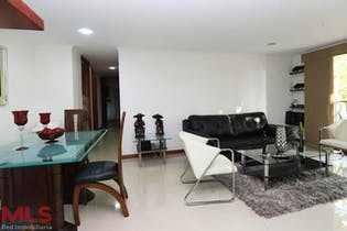 Apartamento en Loma del Escobero-Envigado, con 3 Habitaciones y Balcón - 117.38 mt2.