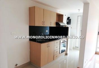 Apartamento en El Trapiche-Sabaneta, con 2 Habitaciones - 66 mt2.