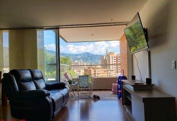 Lyon, Apartamento en venta en El Esmeraldal de 2 habitaciones