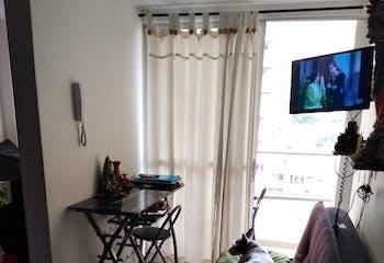 Apartamento en venta en Aves María 43m²
