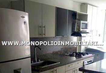 Apartamento en La Doctora-Sabaneta, con 3 Habitaciones - 68 mt2.