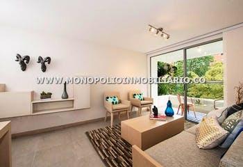 Apartamento en San José-Sabaneta, con 3 Habitaciones - 87 mt2.