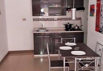 Apartamento en Los Colores, Medellin - Cuatro alcobas