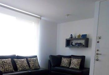 Apartamento en verbenal-Bogotá, con 2 Habitaciones - 38.69 mt2