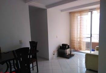 Villasol, Apartamento en venta en Viviendas Del Sur de 3 alcobas
