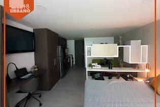 Urbano 48, Apartamentos en venta en Palermo con 21m²