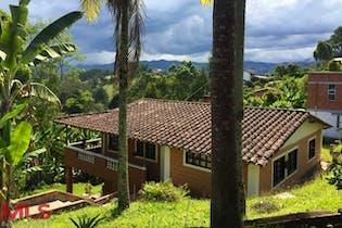 Finca Recreativa en V. Barro Blanco-Rionegro, con 3 Habitaciones - 200 mt2.