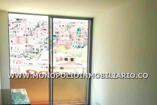 Apartamento de 56m2 en Viviendas del Sur, Itagüí - con tres habitaciones