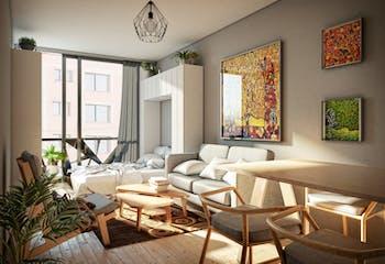 Berlín, Apartamentos en venta en Contador 21m²