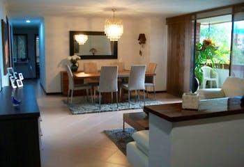 Apartamento en venta en Los Balsos 178m²
