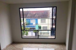 Apartamento en Villa Mayor Oriental - Bogota, cuenta con tres habitaciones