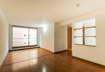 Apartamento en Colina Campestre de 79 Mts, tercer piso.
