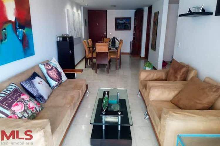 Portada Apartamento en La Abadía-Envigado, con 3 Habitaciones - 82 mt2.