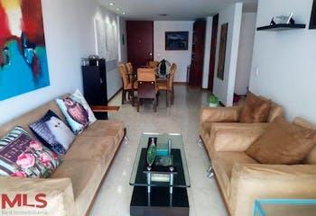 Apartamento en La Abadía-Envigado, con 3 Habitaciones - 82 mt2.
