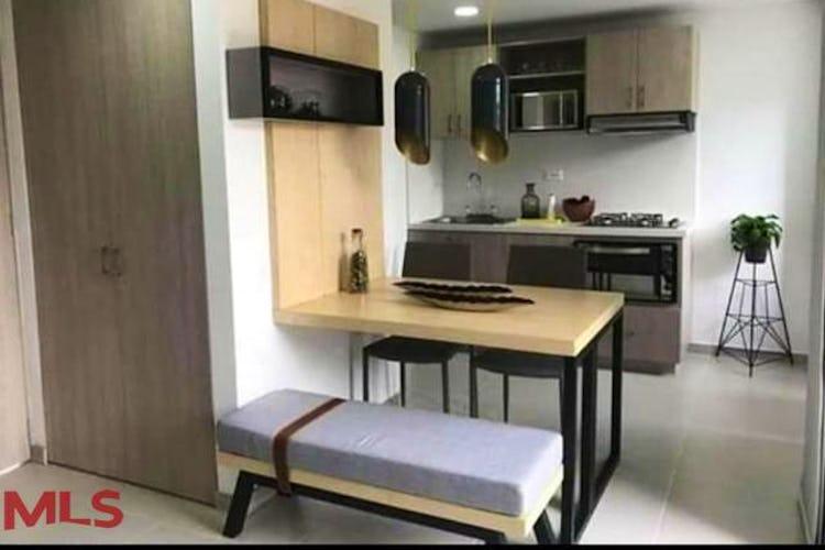 Portada Apartamento en Sabaneta, con 2 Habitaciones - 60 mt2.