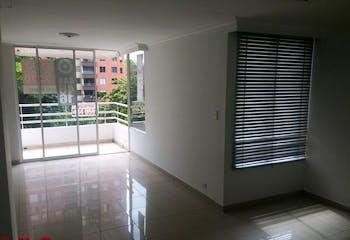 Apartamento en venta en El Tesoro, 96m²