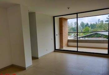 Apartemento en La Fé-El Retiro, con 3 Habitaciones - 79,85 mt2.