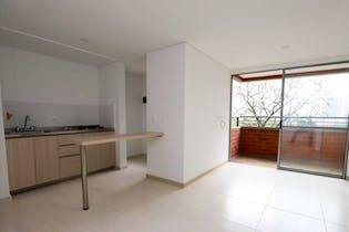 Apartamento en Ditaires-Itagüí, con 3 Habitaciones - 58,72 mt2.