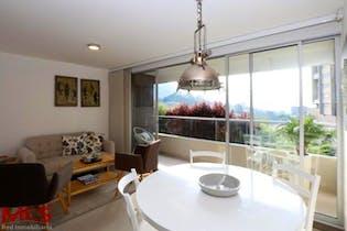 Apartamento en El Chinguí-Envigado, con 3 Habitaciones - 76 mt2.