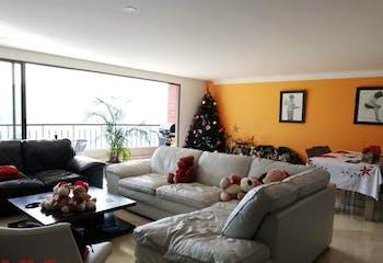Apartamento en La Loma del Indio-Medellín, con 3 Habitaciones - 182 mt2.