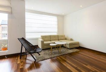 Apartamento en venta en Chicó Navarra de 2 hab. con Balcón...
