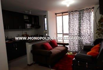 Apartamento en Niquia, Bello - 55mt, dos alcobas, balcón