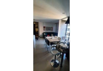 Apartamento en El Portal, Envigado - 72mt, dos alcobas, balcón