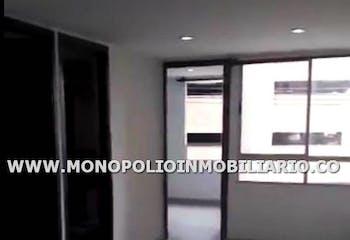 Apartamento en La Navarra, Bello - 46mt, dos alcobas, balcón